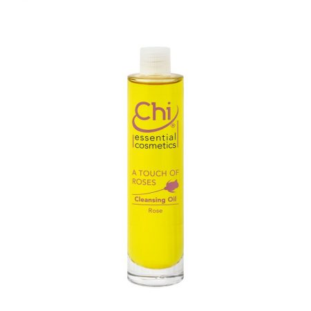 Chi Essential Cosmetics - A Touch Of Roses - cleansing oil