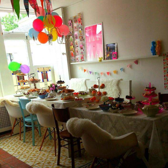Kinderfeestje Beauty en Wellness - Workshop Chi Natural Life Natuurlijke verzorging - Natuurlijk Kim