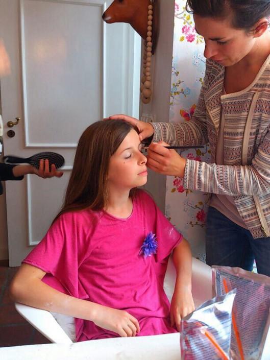 Kinderfeestje Breda Dorst Chi Workshop - Natuurlijk Kim