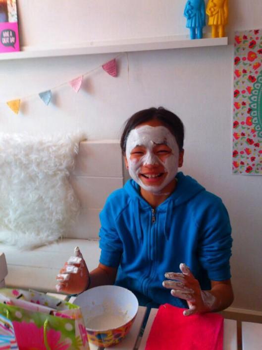 Kinderfeestje Workshop Beauty en Wellness - Natuurlijke verzorging - Natuurlijk Kim