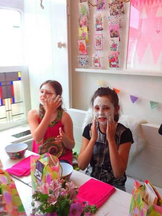 Kinderfeestje Workshop Natuurlijke verzorging Breda Oosterhout - Natuurlijk Kim