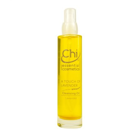 cleansing oil a touch of lavender